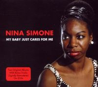 Cover Nina Simone - My Baby Just Cares For Me [2 CD]